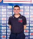 Max Bacchilega, responsabile Settore Giovanile, Capo Allenatore U18 Eccellenza e U14 Elite