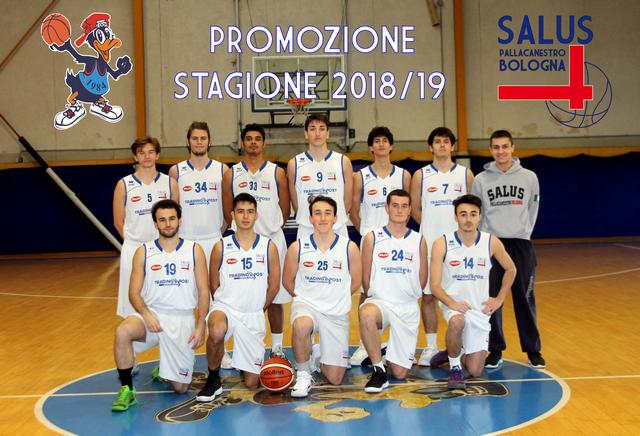 Promozione 2018/2019