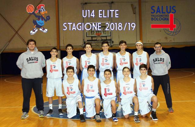 U14 Elite 2018/2019