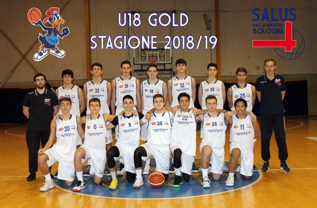 U18 Gold 2018/2019