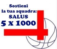 Sostieni Salus con il 5x1000