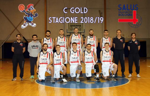 C GOLD  2018/2019