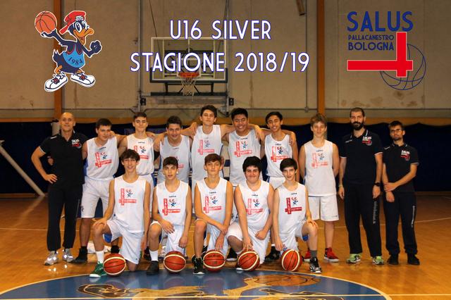 U16 Silver 2018/2019